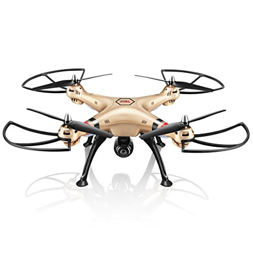 Syma-X8HC-With-2MP-HD-Camera-4CH-6Axis-Fixed-High-Hover-Headless-RTF-RC-Quadrocopter-Drone