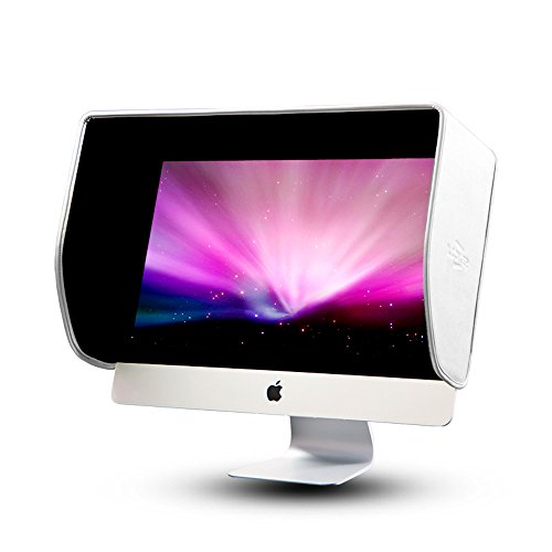 iLooker 27A Monitor Hood Sunshade Sunhood Compatible for Apple 27 inch iMac and Apple 27 inch Monitor