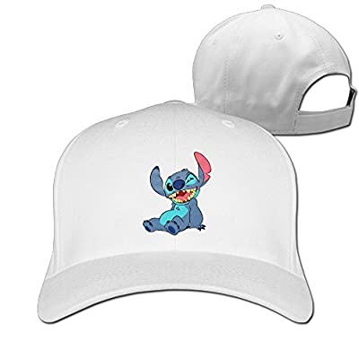 Lilo And Stitch Wink Snapback Hats Baseball Peaked Caps