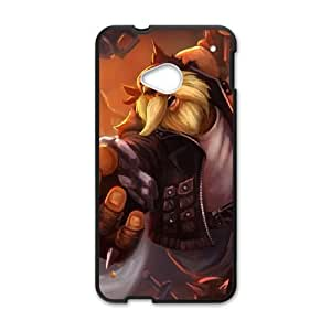 League of Legends(LOL) Gragas HTC One M7 Cell Phone Case Black DIY Gift pxf005-3699319