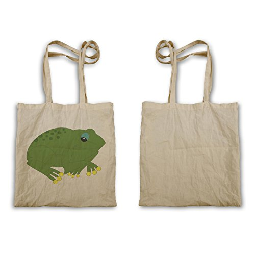 Funny Cute Tote Art Cute New Frog e168r Smiley bag New Frog wqf7XfS
