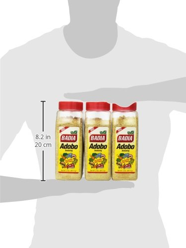 Badia Spices inc Adobo, with Pepper, 32-Ounce (Pack of 6) by Badia (Image #4)