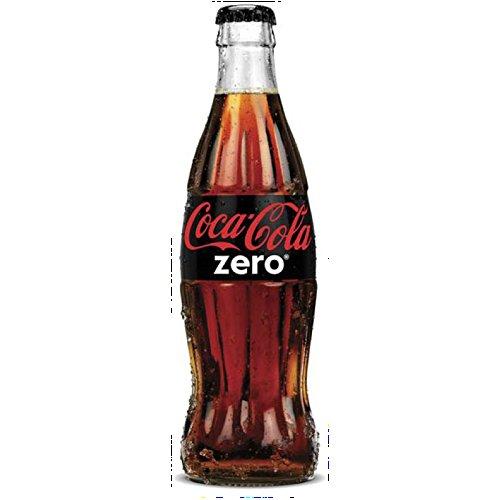 Botellas de vidrio coca cola
