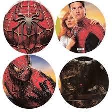 Spiderman 3 - Set 2 of 4