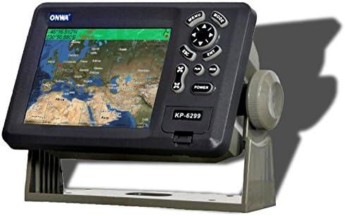 Chartplotter con GPS Onwa kp-6299i: Amazon.es: Electrónica