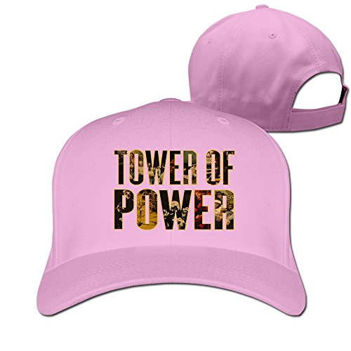 Tower Of Power Baseball Hats By Cnlowter ()