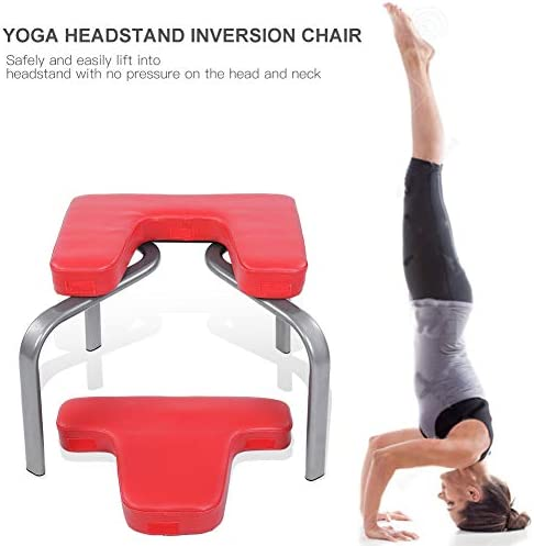 GOTOTOP Yoga Inversion Chaise de yoga, chaise de yoga