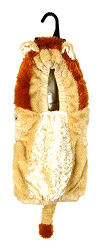 Furry Lion Toddler Costume (2T-3T) ()