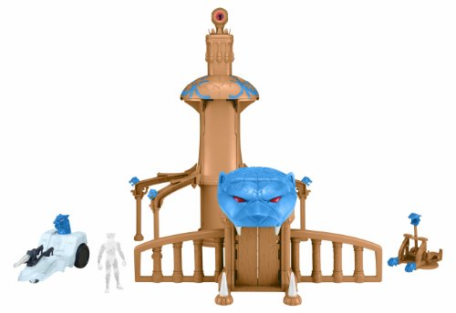 Thundercats Tower Of Omens Play Set