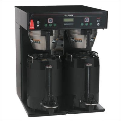 BUNN 37600.0004 ICB-Twin Infusion Series Coffee Brewer (120/240V)