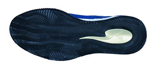 Adidas D Steg 7 Herre Basketball Sneakers / Sko Blå OPH63K09T