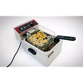 Amazon Com Chefspark Outdoor Two Tank Fryer 2 Baskets