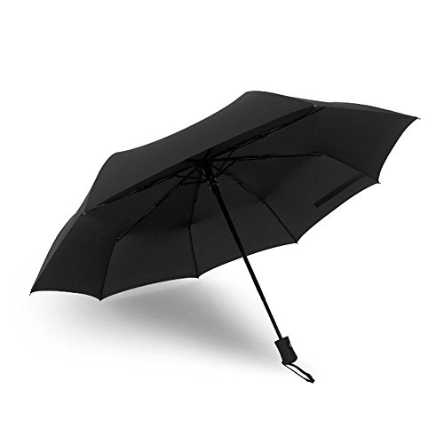 Ohuhu Travel Umbrellas Windproof Compact