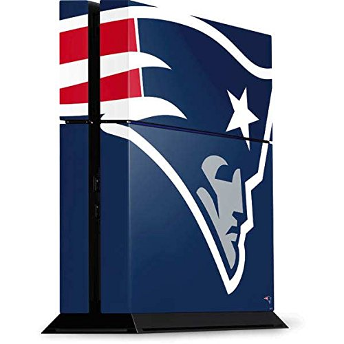 Price comparison product image NFL New England Patriots PS4 Console Skin - New England Patriots Large Logo