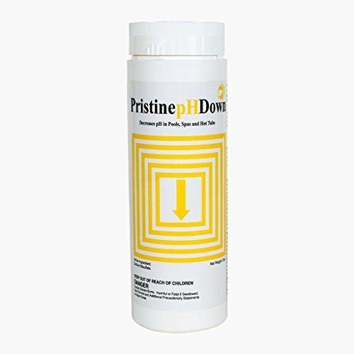 - Pristine pH Down (3 Pound)