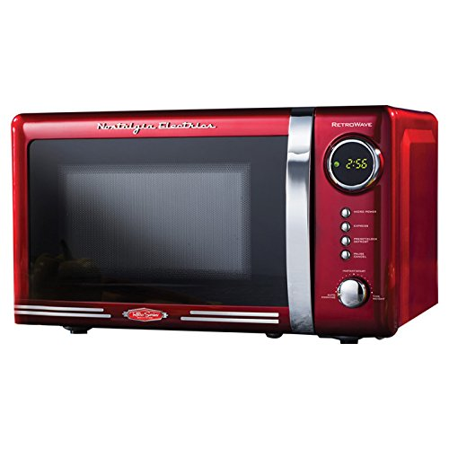07-Cu-Ft-700-Watts-Retro-Series-Countertop-Microwave-Oven