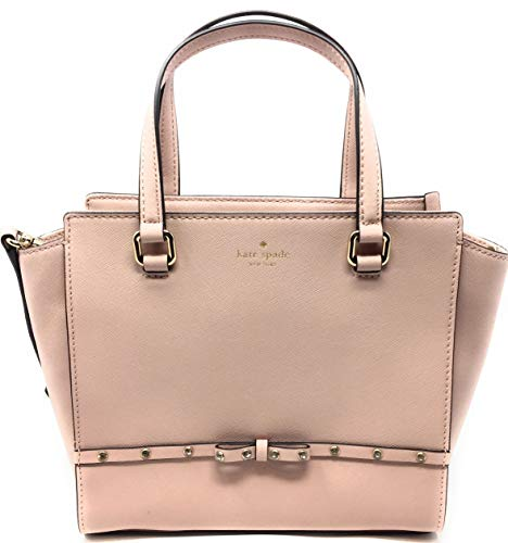 (Kate Spade New York Laurel Way Jeweled Small Hadlee Shoulder Bag - Warm Vellum)