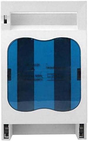 ST-ST ヒューズタイプ隔離スイッチ、ディスHR17-100 / 20、工業用ヒューズディス100Aスイッチ400 / 690V(赤銅) 遮断器