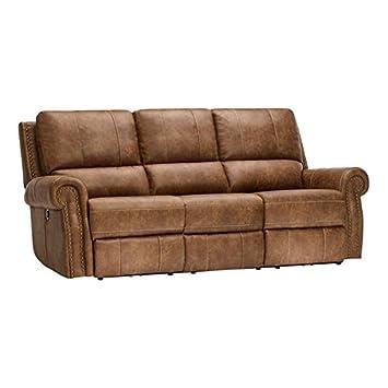 Oak Furniture Land Sabana 3 plazas Sofá reclinable eléctrico ...