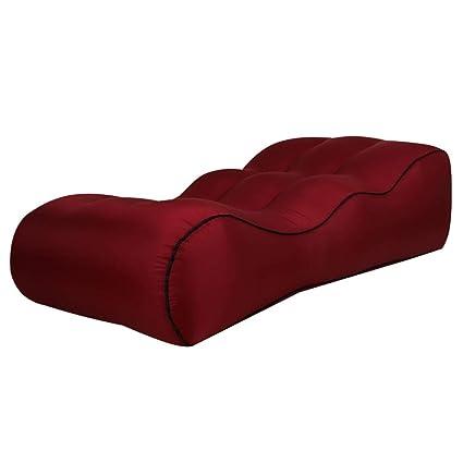 BUUYEJI Sofá Hinchable de la Silla del sofá de la Silla del sofá ...