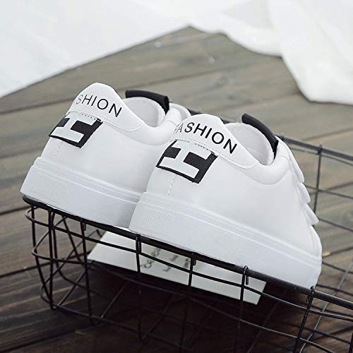 And Students' Autumn Gules Leisure Shoes In Shoes Board Shoes Sports Forty Spring KPHY White vwSqWEW1