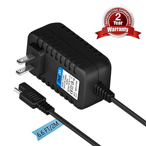 PwrON B Connector Charger for Disney Quad Pacific Cycle Marvel The Avenger Good Dinosaur Princess Fairies Minnie Mouse Frozen CAR McQueen & Other Quad ATV 6V Battery Ride ON Walmart Target Toy R US for $<!--$17.99-->