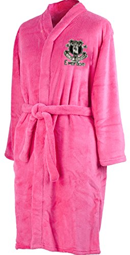 Everton FC Girls Dressing Gown (8-9 Years): Amazon.co.uk: Sports ...