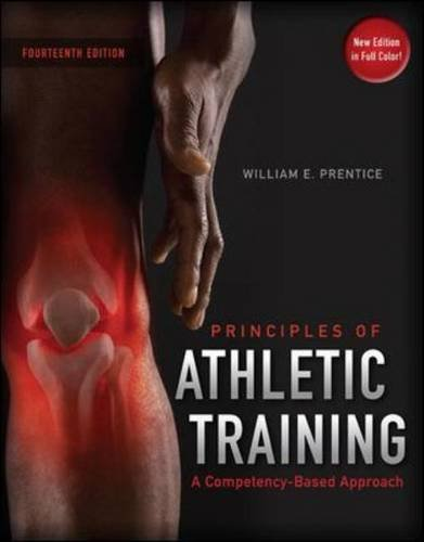 Principles of Athletic Training: a Competency-based Approach with Connect Plus Athletic Training Access Card