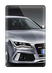Best Flexible Tpu Back Case Cover For Ipad Mini - Audi Rs7