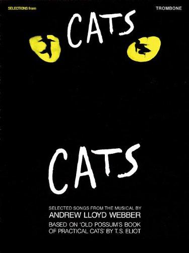 Lloyd Trombone Webber Andrew - Selections from Cats: for Trombone