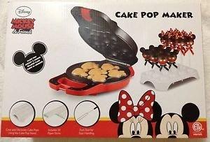 Mickey Mouse & Friends Cake Pop Maker