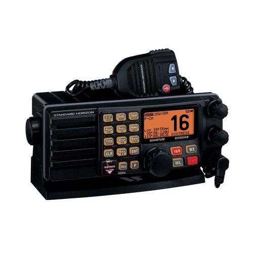 STANDARD HORIZON GX5500S QUANTUM MOUNT VHF MARINE RADIO by Standard Horizon