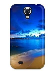 New Saint Jean De Luz Beach Tpu Case Cover, Anti-scratch CaseyKBrown Phone Case For Galaxy S4 by mcsharks