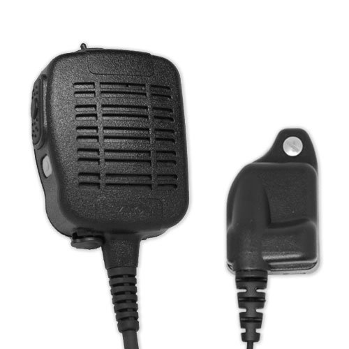 ARC S51026 Heavy Duty Anti-Magnetic Speaker Mic for Harris (MA/COM) P Series & XG Series Two Way Radios (See List) by ARC