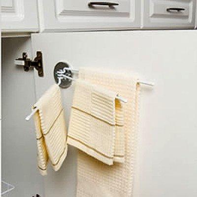 Rubbermaid 3 arm swinging kitchen towel rack