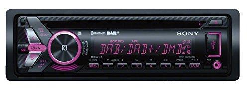 39 opinioni per Sony MEX-N6001BD Autoradio con Lettore CD, Tuner DAB, NFC, Bluetooth, USB/AUX,