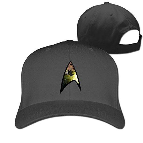 Logon 8 Fashion StarTrek Anton Yelchin Cap Hat One Size Black You Can