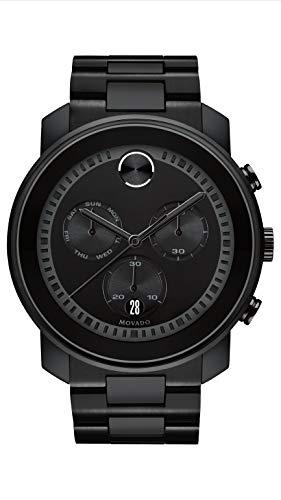 Movado Chronograph Black Watch 3600484 product image