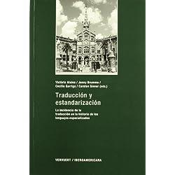 Traduccion Y Estandarizacion