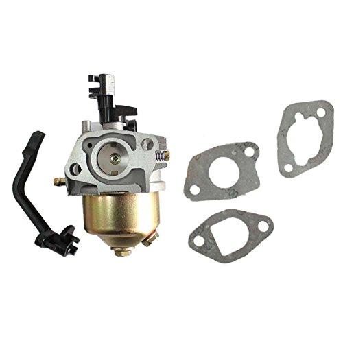Poweka New Pack of Carburetor w/ Gasket for Champion Power Equipment 3500 4000 Watts Gas Generator