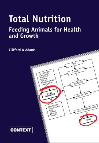Total Nutrition - Feeding Animals for Health and Growth -  Cliff a. Adams