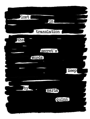 Lost in Translation:: The Secrets Words Keep (English Edition)