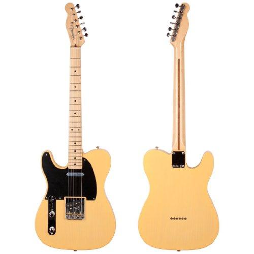 Fender American Vintage '52 Telecaster Left-handed - - Fender Wood