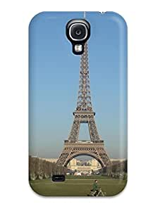 7482519K76408894 Galaxy S4 Case, Premium Protective Case With Awesome Look - City Of Paris
