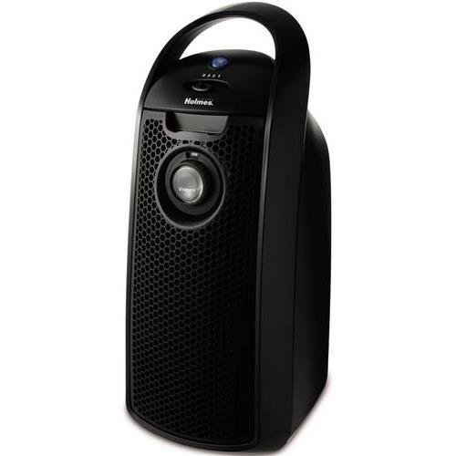 Jarden Holmes HAP9415-UA HEPA-type Air Purifier with Visipure Filter Viewing Window, Black