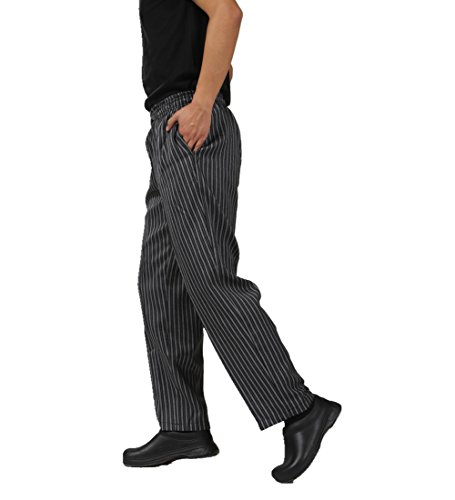 Tailored Chef Pants - 3
