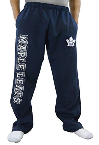 eece Official Team Sweatpants (Toronto Maple Leafs, Small) ()