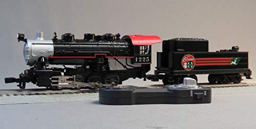 LIONEL LIONCHIEF The Claus Santa Freight STEAM Engine & Tender w/Bluetooth #1225 o Gauge