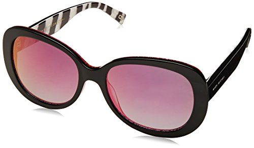 MARC JACOBS Marc Jacobs Damen Sonnenbrille » MARC 261/S«, schwarz, 2PM/VQ - schwarz/rosa