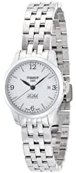 Tissot Women's 'Le Locle' Swiss Stainless Steel Automatic Watch, Color:Silver-Toned (Model: T41118334)